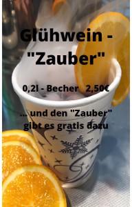 """Glühwein-""""Zauber"""""""